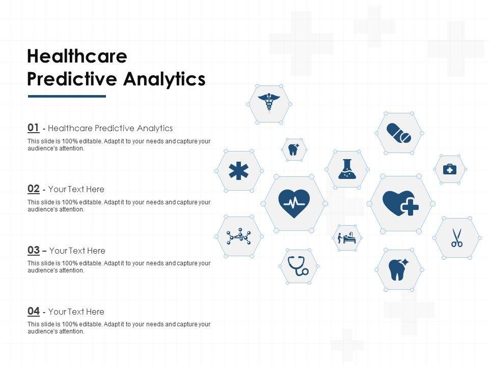 Healthcare Predictive Analytics Ppt Powerpoint Presentation Icon Slides
