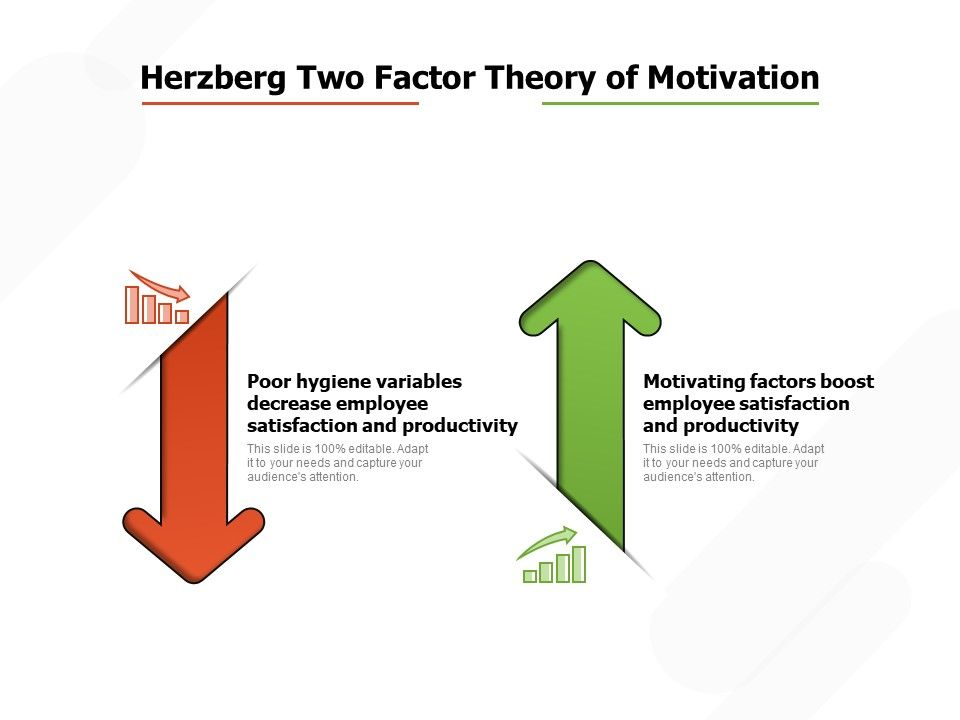Herzberg Two Factor Theory Of Motivation
