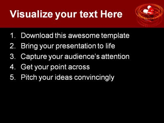 High Tech Medicine Medical PowerPoint Templates And PowerPoint ...