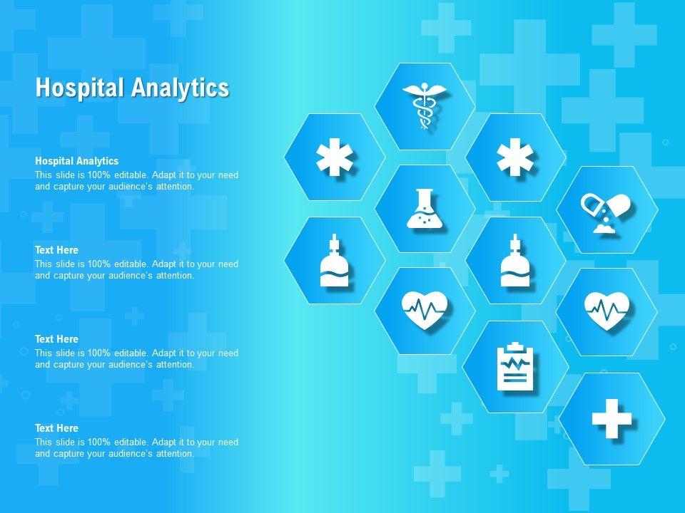 Hospital Analytics Ppt Powerpoint Presentation Professional Deck