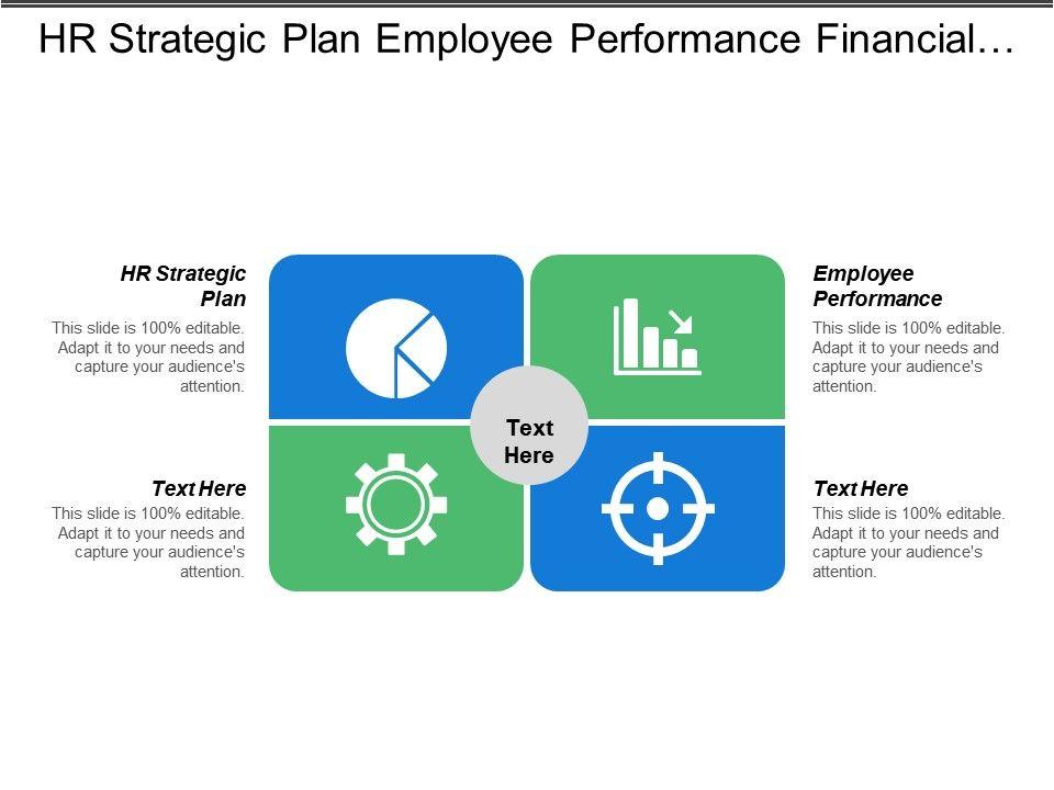 Hr Strategic Plan Employee Performance Financial Strategy Planning Cpb Presentation Graphics Presentation Powerpoint Example Slide Templates