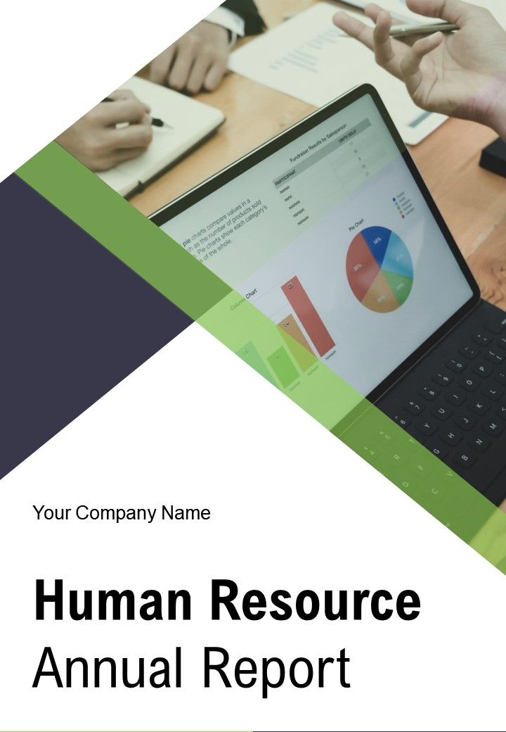 Human Resource Annual Report PDF DOC PPT Document Report Template