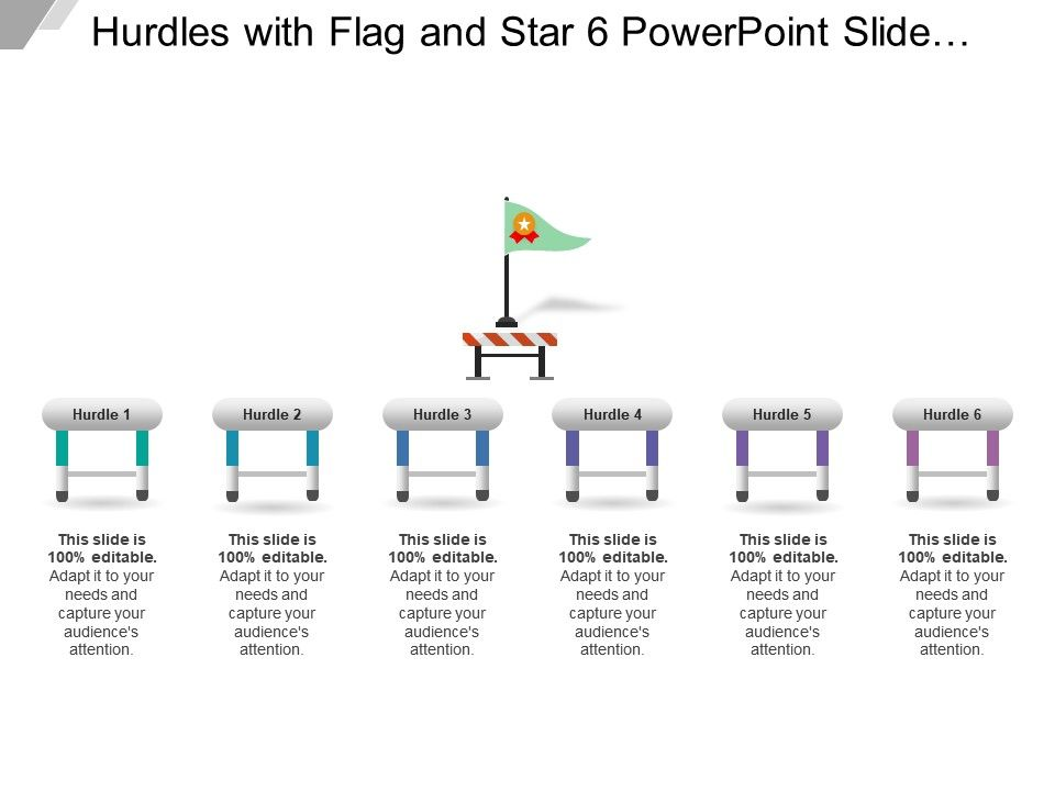 hurdles_with_flag_and_star_6_powerpoint_slide_design_templates_Slide01