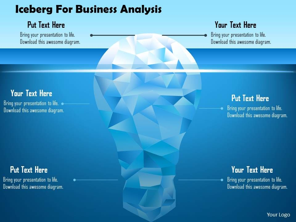 Iceberg for business analysis powerpoint template graphics icebergforbusinessanalysispowerpointtemplateslide01 icebergforbusinessanalysispowerpointtemplateslide02 flashek Images