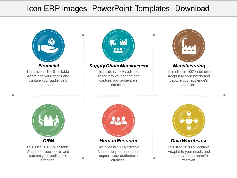 Icon Erp Images Powerpoint Templates Download Powerpoint