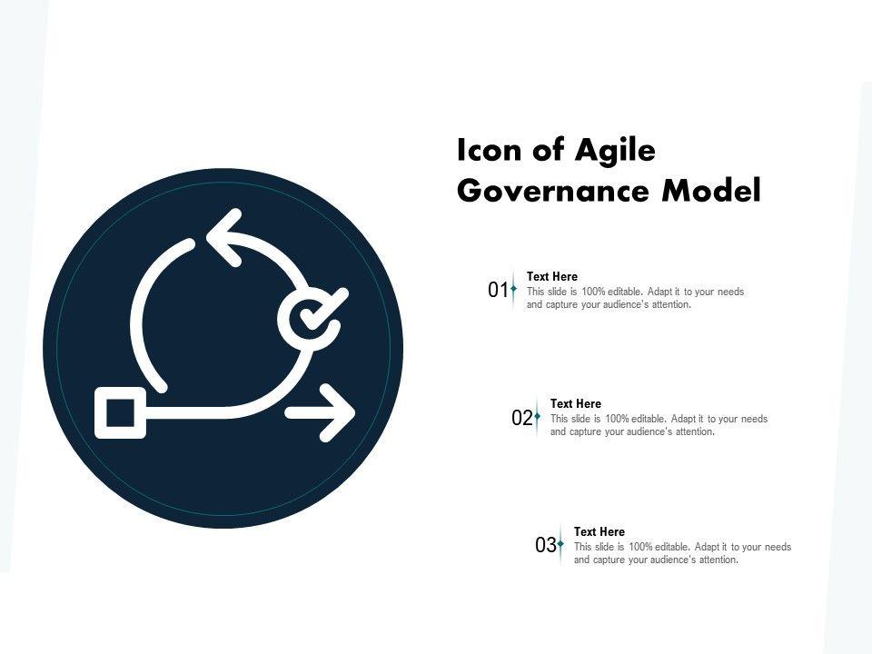 Icon Of Agile Governance Model