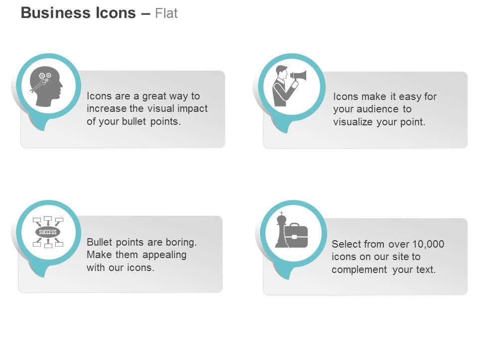 idea generation news announcement idea sharing ppt icons graphics, Presentation templates