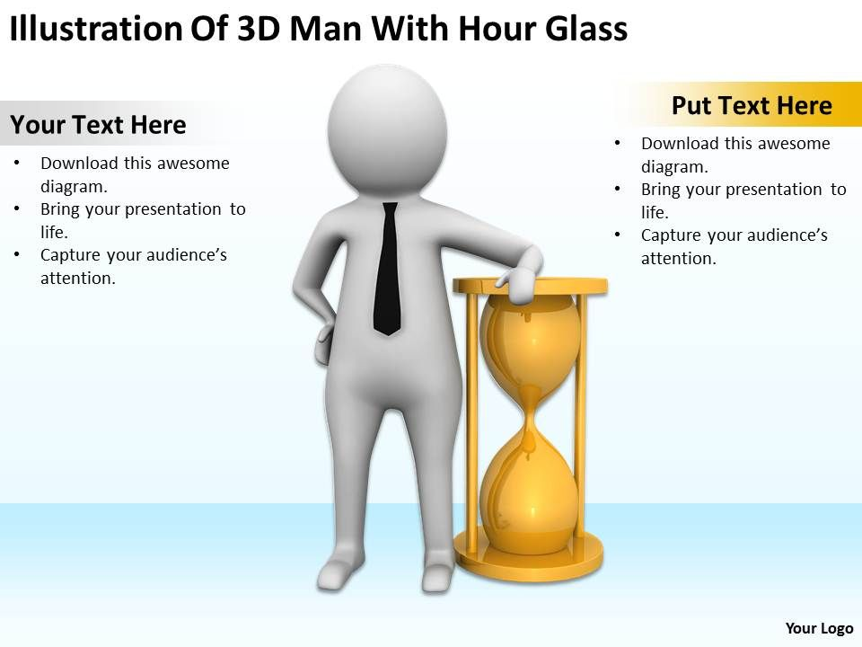 illustration_of_3d_man_with_hour_glass_ppt_graphics_icons_powerpoint_Slide01