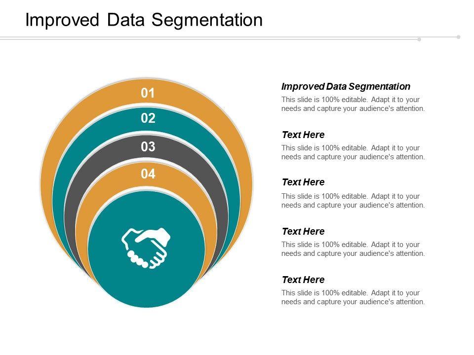 Improved Data Segmentation Ppt Powerpoint Presentation File Formats