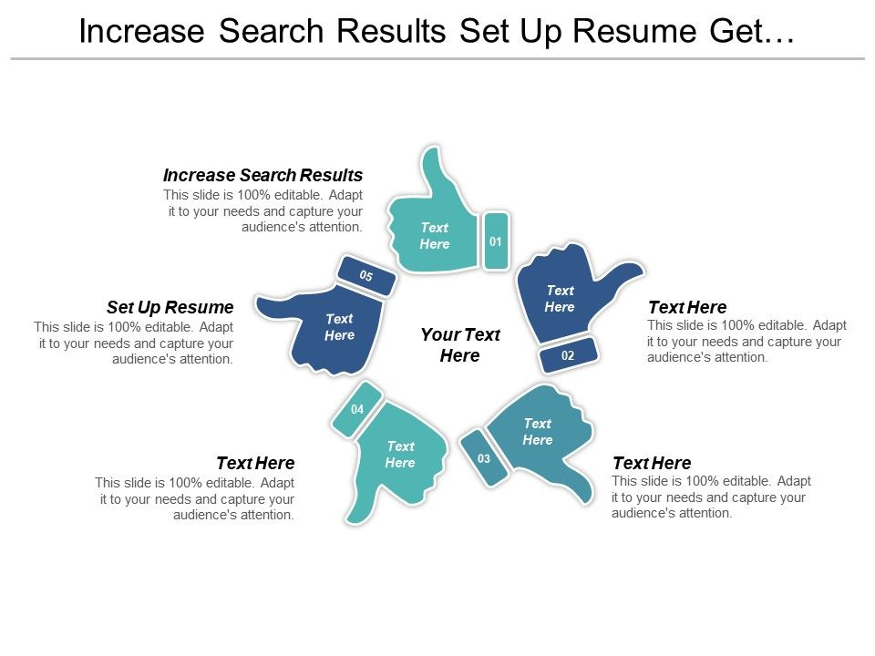 Increase Search Results Set Up Resume Get Cpb Slide01 Slide02