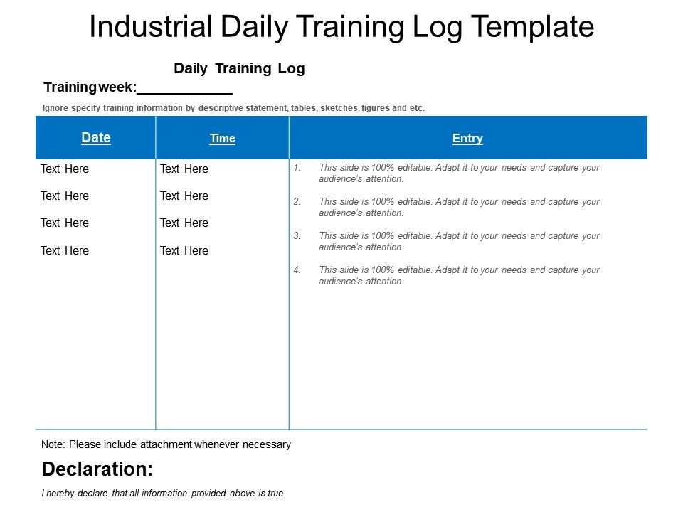 industrial_daily_training_log_template_Slide01