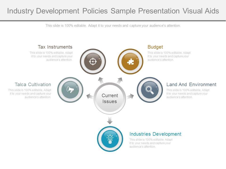 industry_development_policies_sample_presentation_visual_aids_Slide01