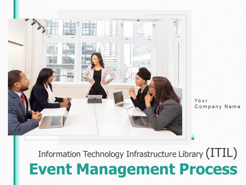 Information Technology Infrastructure Library ITIL Event Management Process Complete Deck