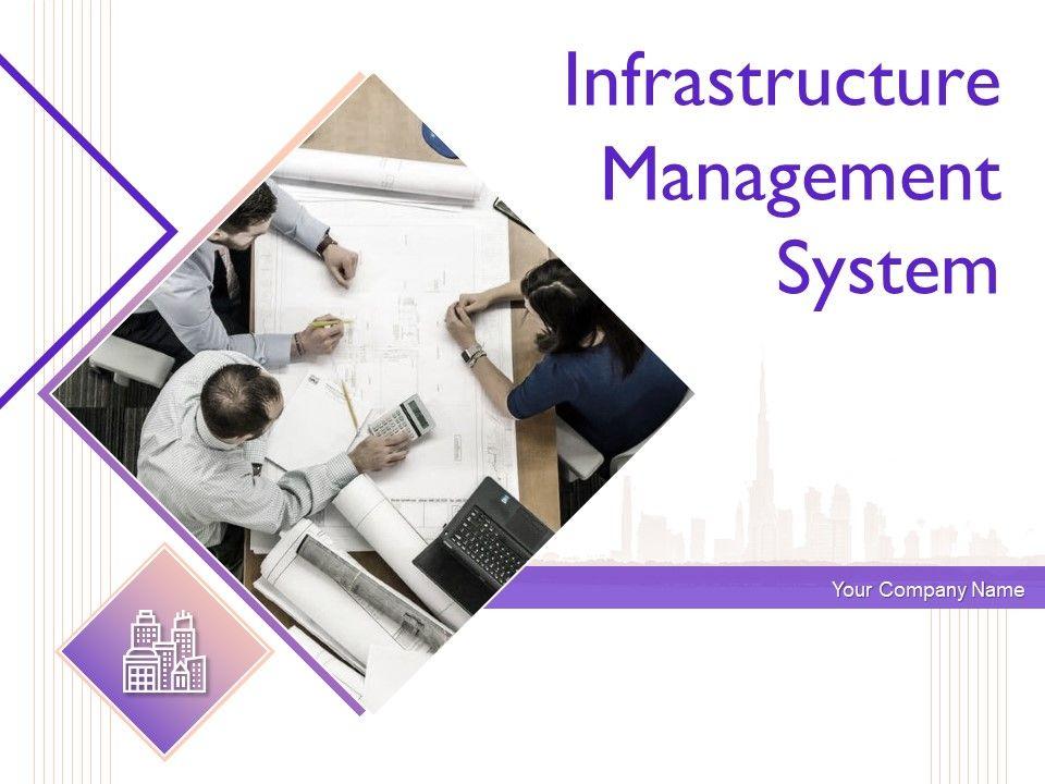 Infrastructure Management System Powerpoint Presentation Slides