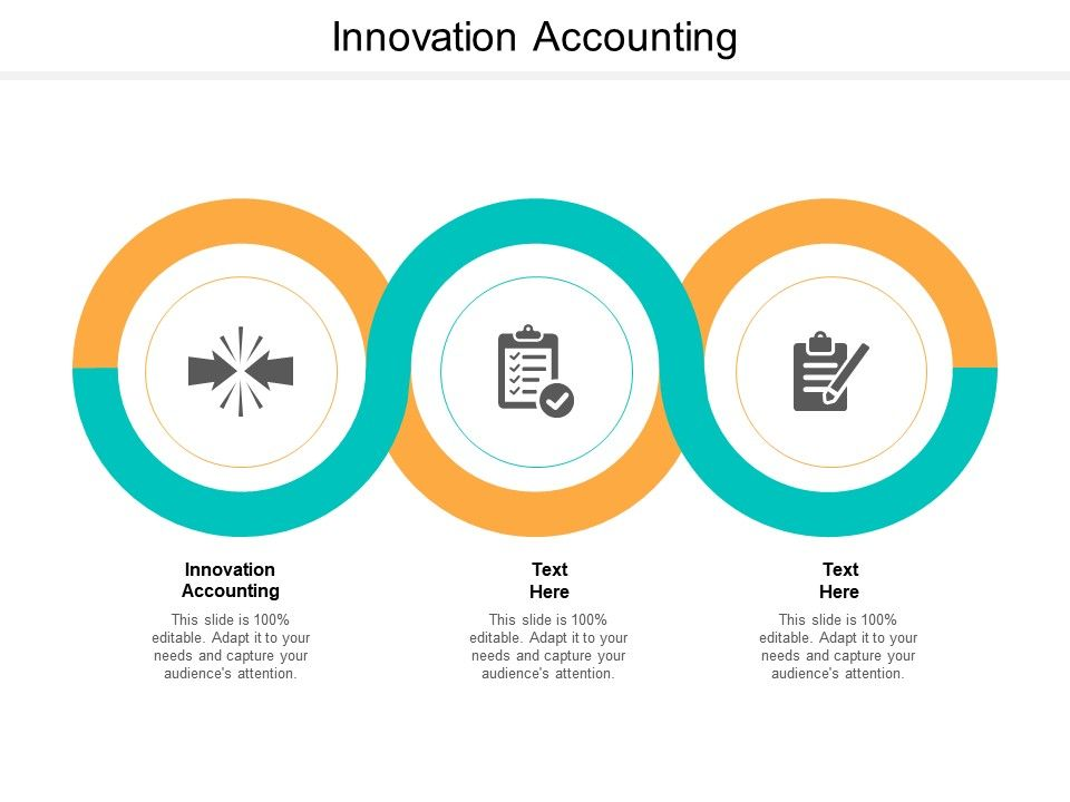 Innovation Accounting Ppt Powerpoint Presentation Slide Cpb
