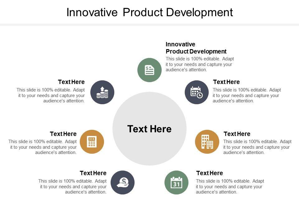Innovative Product Development Ppt Powerpoint Presentation