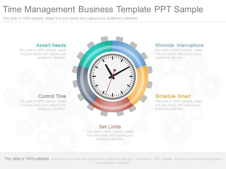 innovative_time_management_business_template_ppt_sample_Slide01