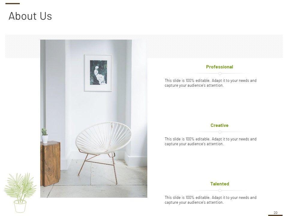 interior design project presentation pdf editable