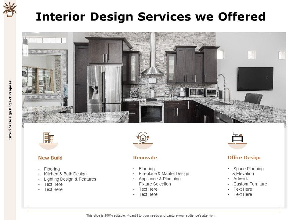 Interior Design Services We Offered Renovate Ppt Powerpoint Presentation Slides Clipart Powerpoint Presentation Pictures Ppt Slide Template Ppt Examples Professional