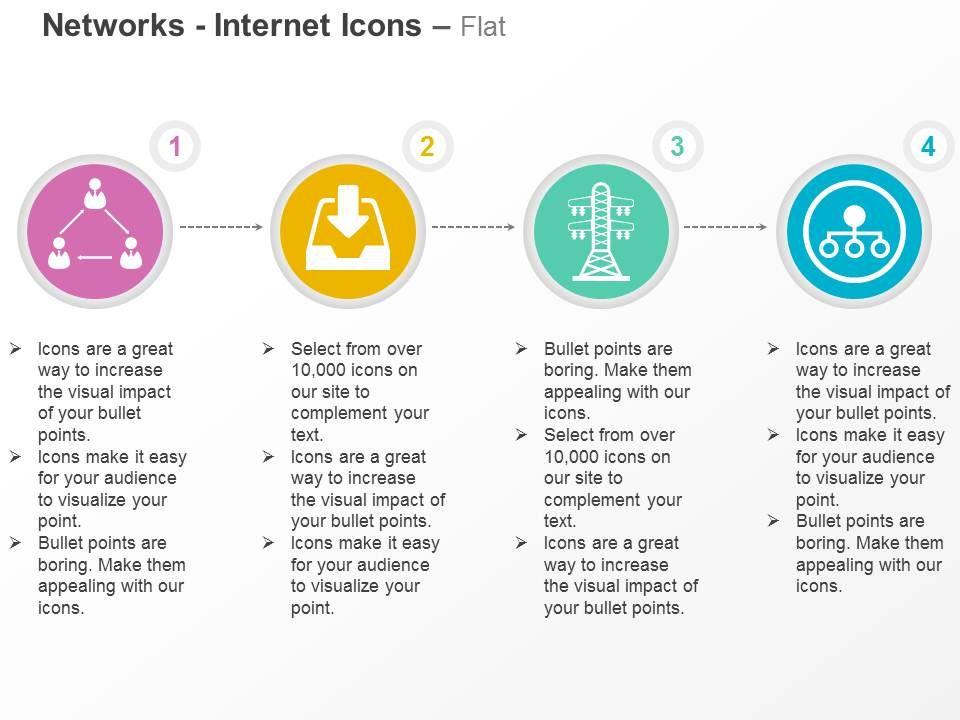 Hexagon network diagram powerpoint slides ppt templates.