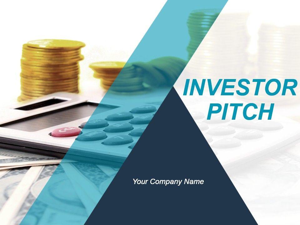 Investor Pitch Deck Pe Powerpoint Presentation Slides