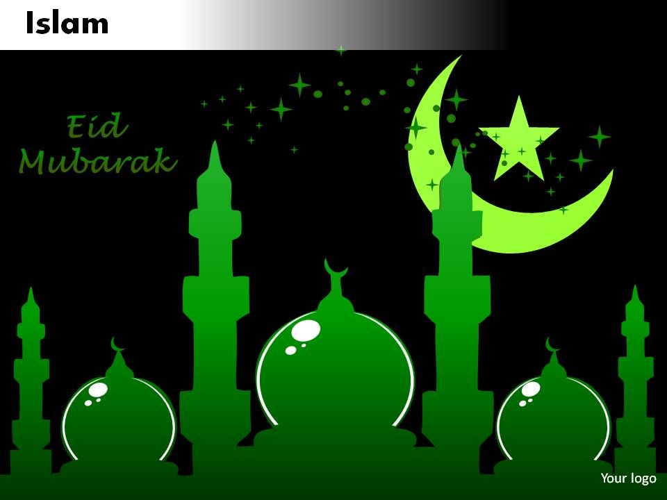 islam powerpoint presentation slides | powerpoint slide clipart, Modern powerpoint