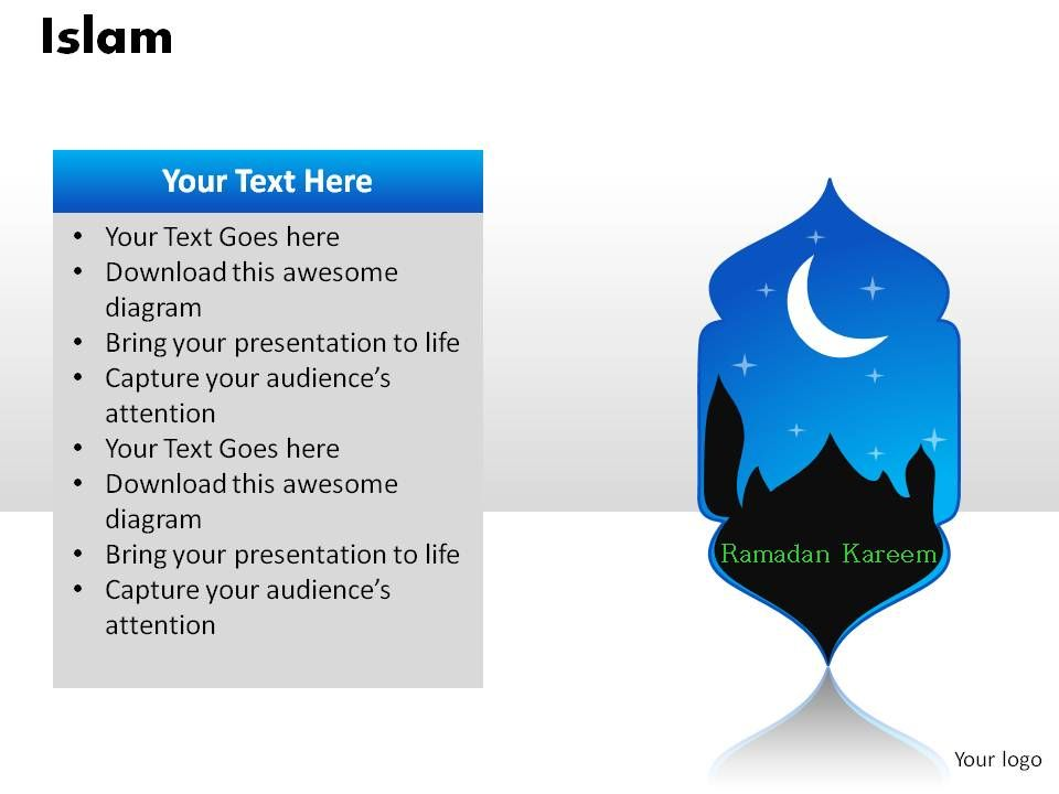 Islam Powerpoint Presentation Slides | PowerPoint Slide