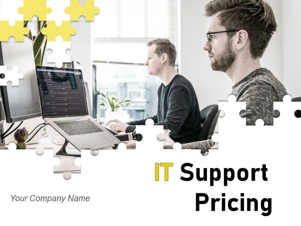 IT Support Pricing Powerpoint Presentation Slides