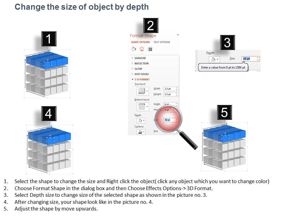 17708621 Style Layered Cubes 2 Piece Powerpoint Presentation
