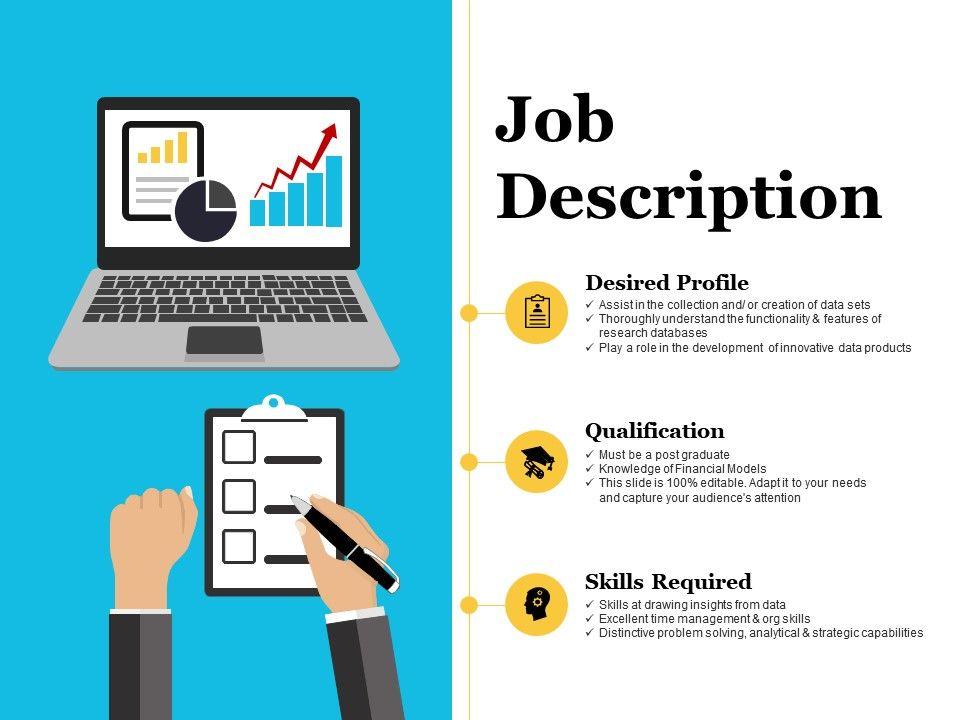 Job Description Powerpoint Slide Ppt Images Gallery