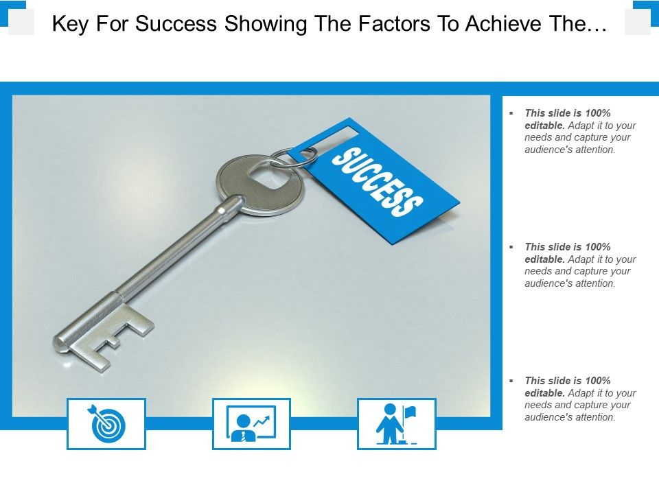 key_for_success_showing_the_factors_to_achieve_the_business_outcome_Slide01