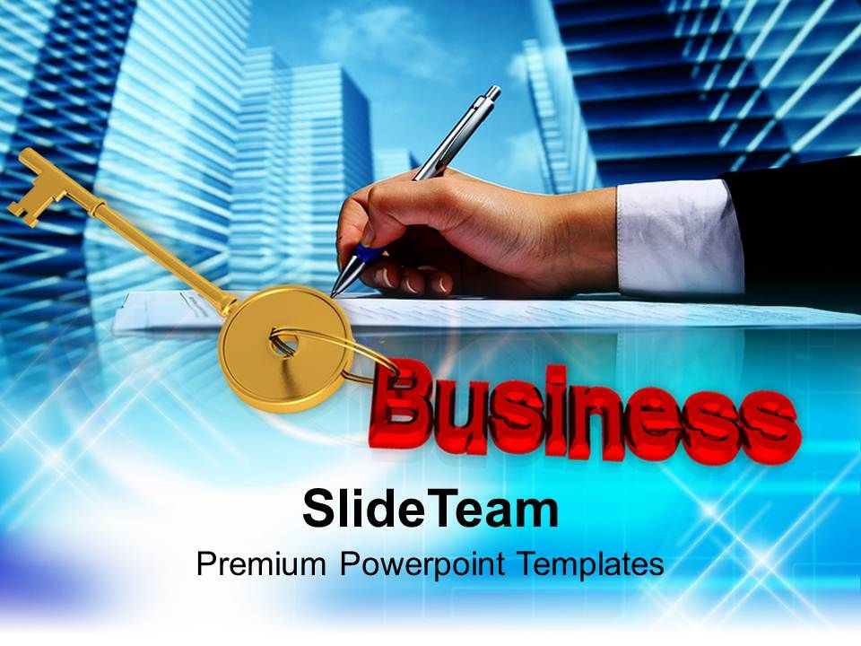 key_to_business_success_powerpoint_templates_ppt_themes_and_graphics_Slide01