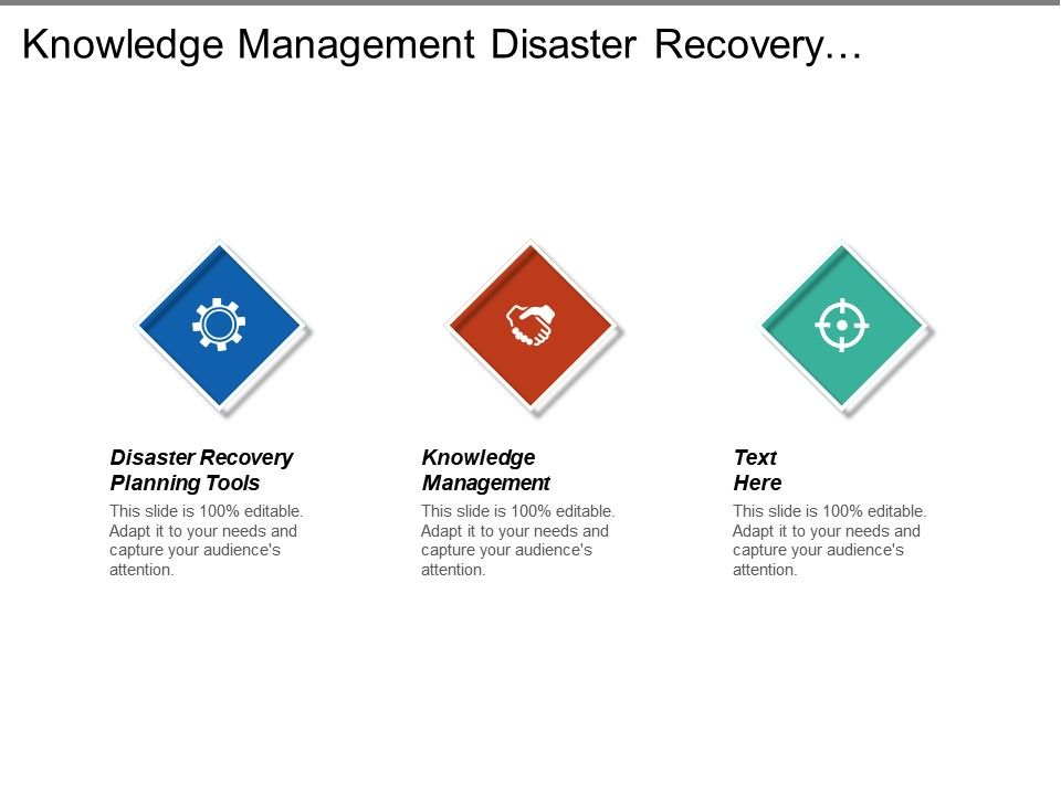 knowledge_management_disaster_recovery_planning_tools_software_development_cpb_Slide01