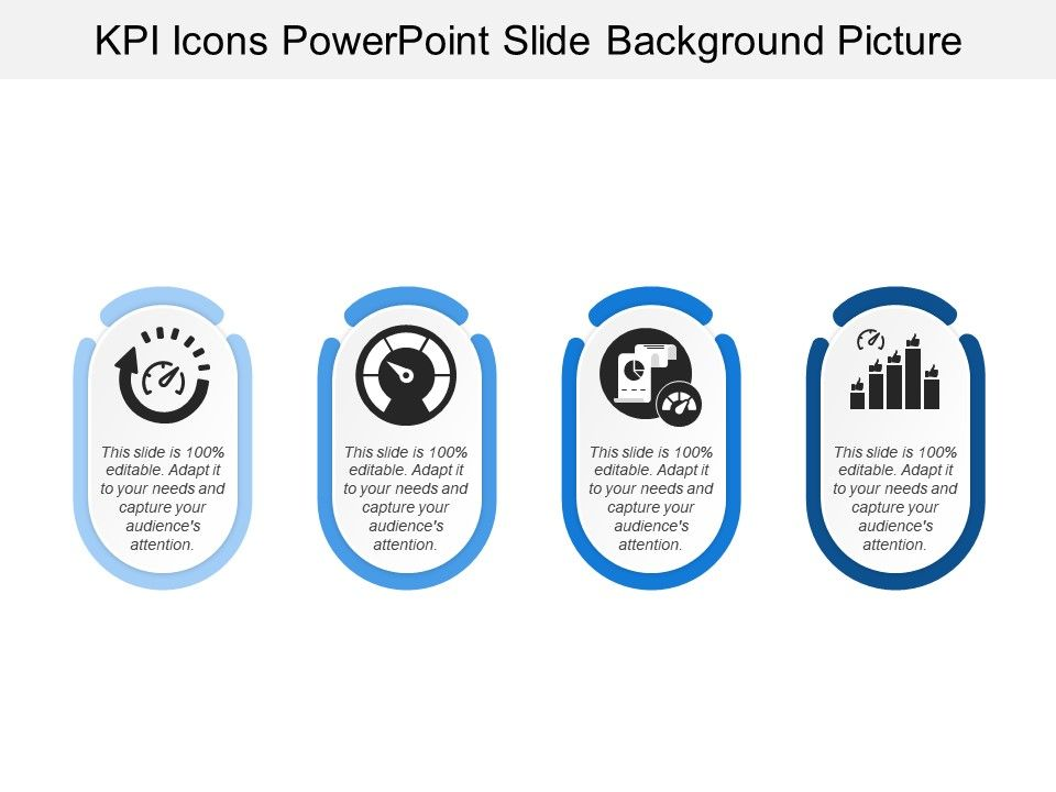 Kpi Icons Powerpoint Slide Background Picture | PowerPoint