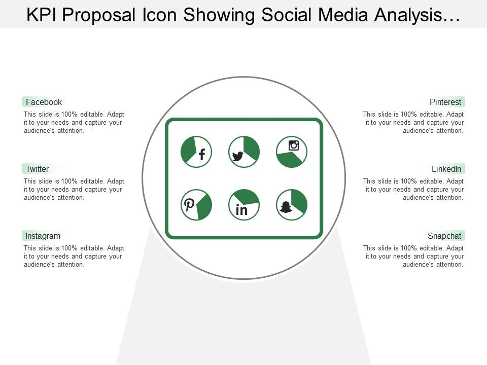 kpi_proposal_icon_showing_social_media_analysis_dashboard_Slide01