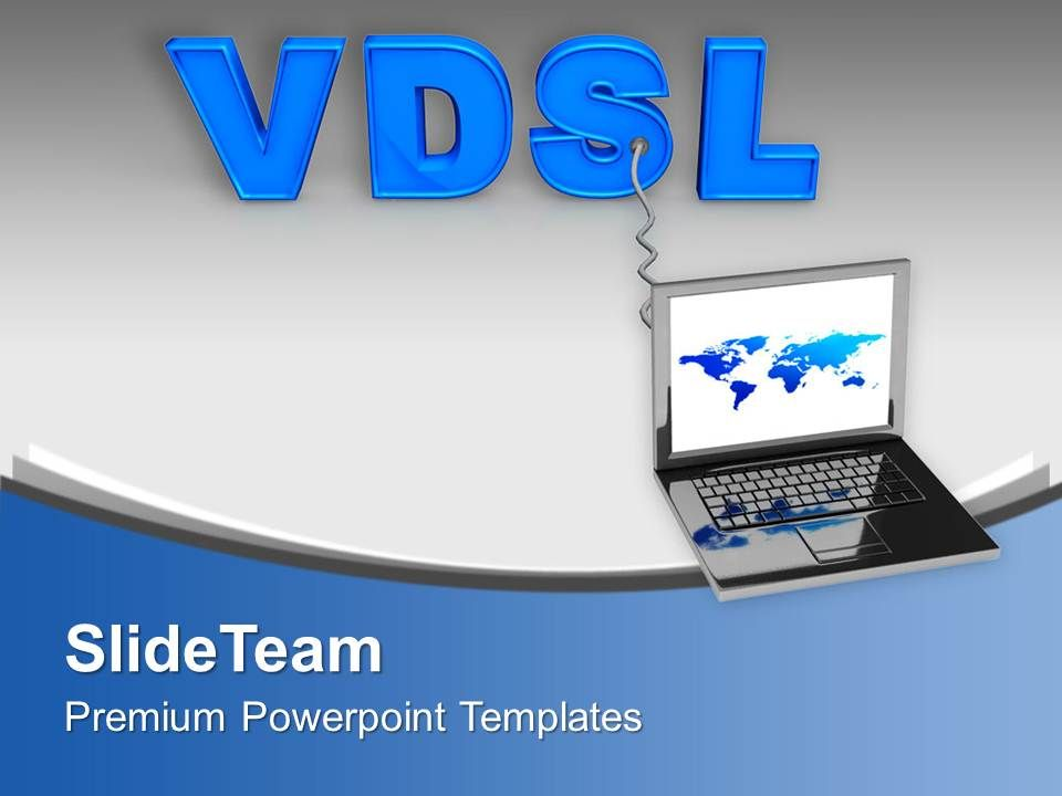 laptop_connected_with_vdsl_internet_powerpoint_templates_ppt_themes_and_graphics_0213_Slide01