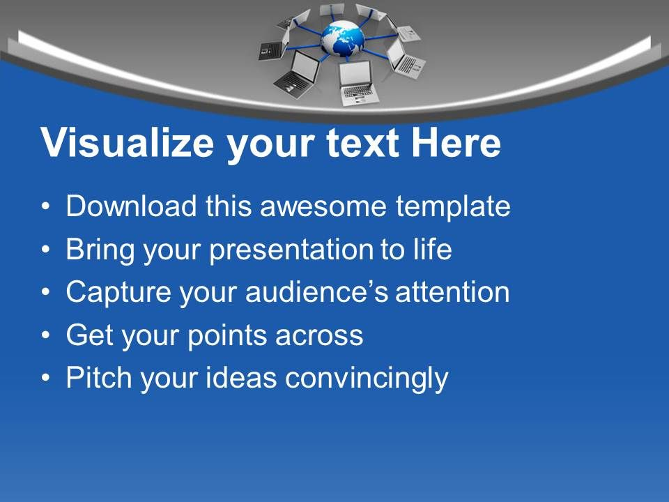 technology ppt themes