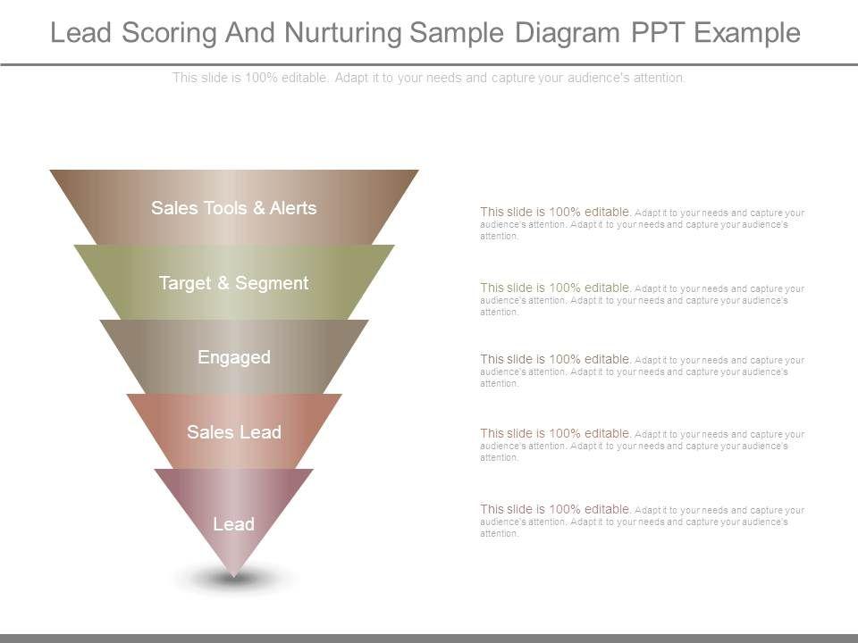 lead_scoring_and_nurturing_sample_diagram_ppt_example_Slide01
