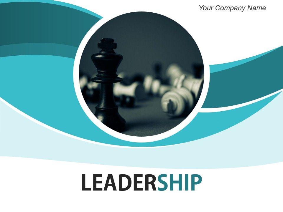 Leadership Powerpoint Presentation Slides | PowerPoint Presentation