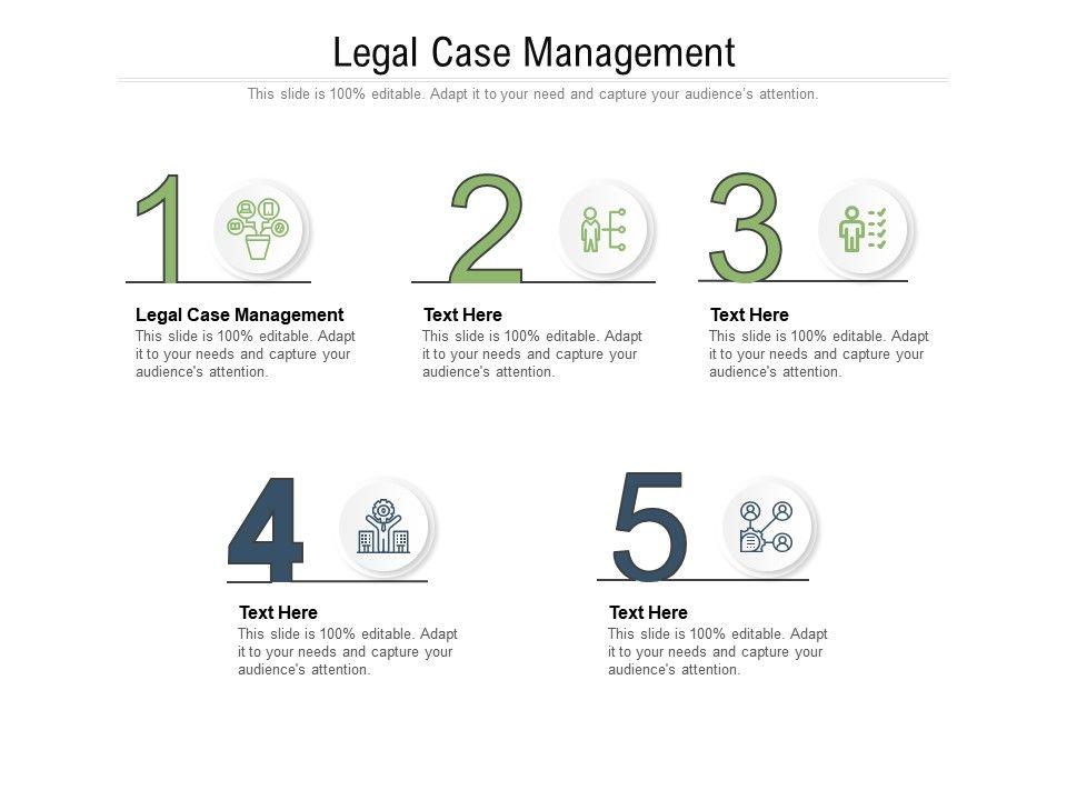 Legal Case Management Ppt Powerpoint Presentation Pictures Layout Ideas Cpb