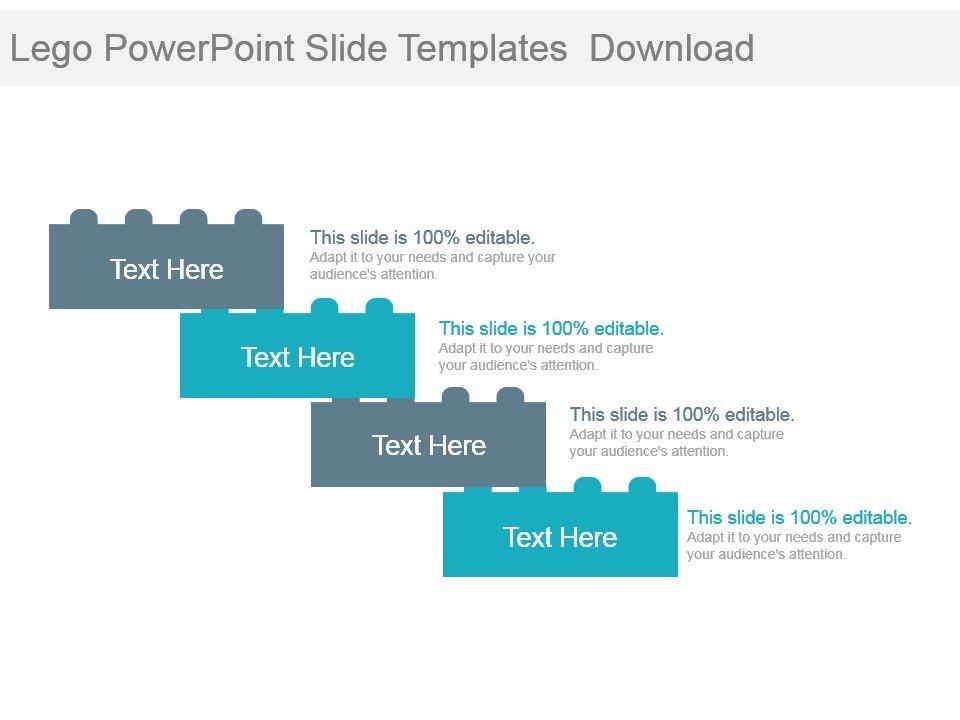 Lego Powerpoint Slide Templates Download   PowerPoint Slide ...