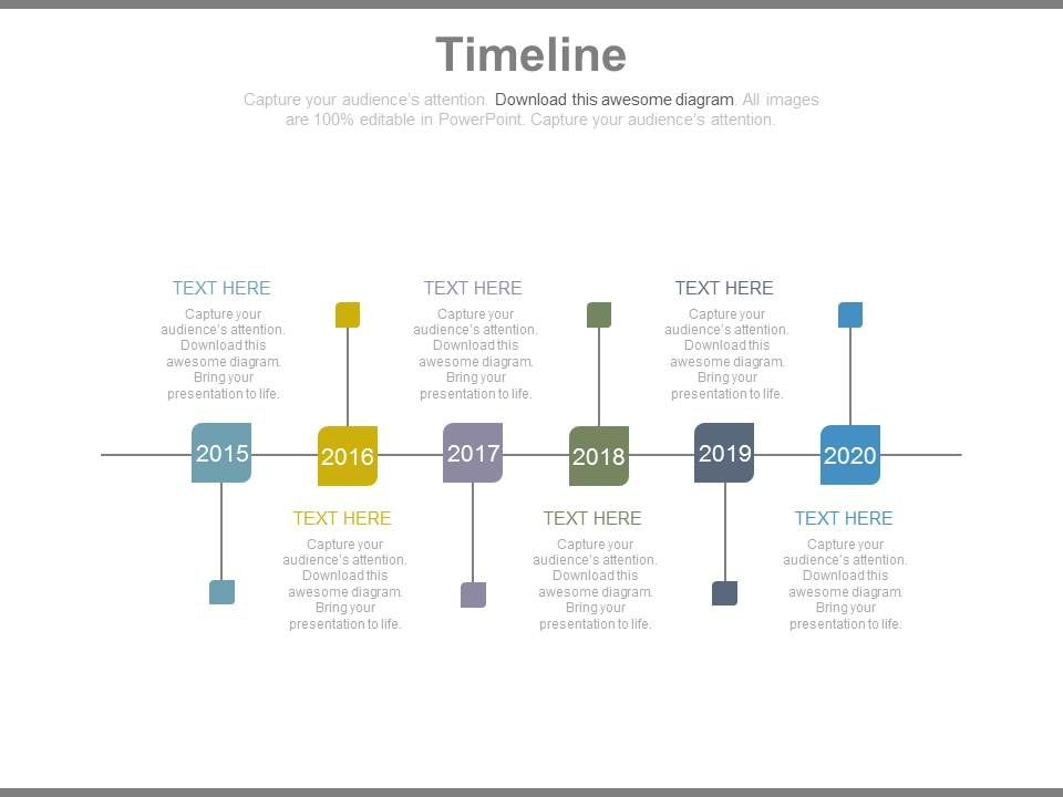 linear_timeline_with_years_for_business_success_achievement_powerpoint_slides_Slide01