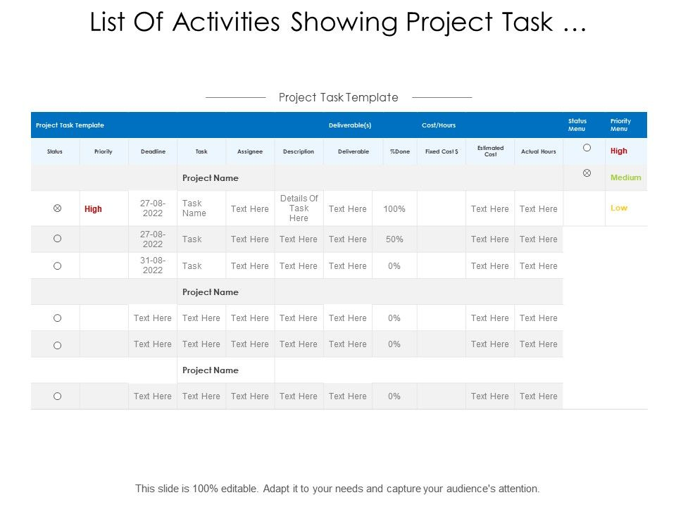 list_of_activities_showing_project_task_template_Slide01
