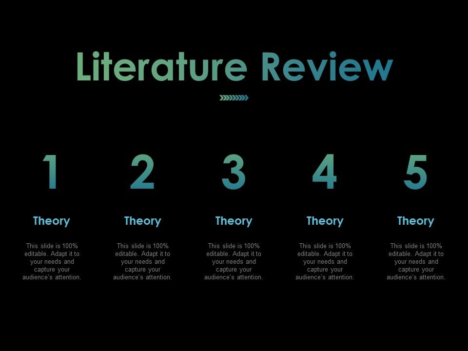 Literature review on budgeting process