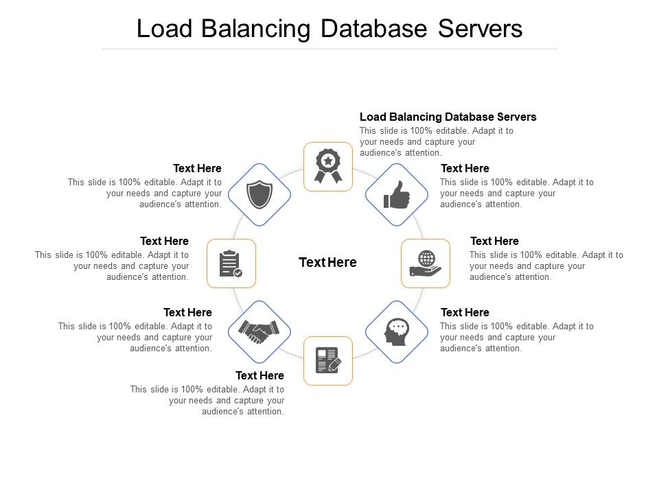 Load Balancing Database Servers Ppt Powerpoint Summary Cpb
