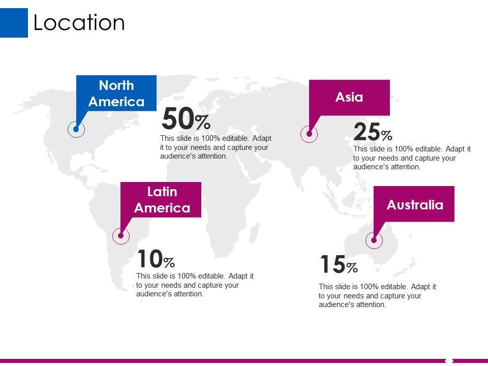 location ppt design ideas powerpoint presentation slides ppt