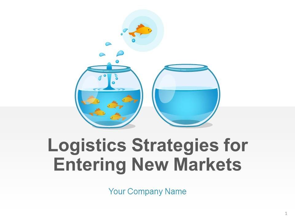 Logistics Strategies For Entering New Markets PowerPoint