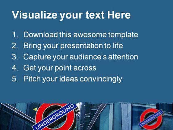 London underground travel powerpoint template 0910 templates london underground travel powerpoint template 0910 presentation themes and graphics slide02 toneelgroepblik Image collections