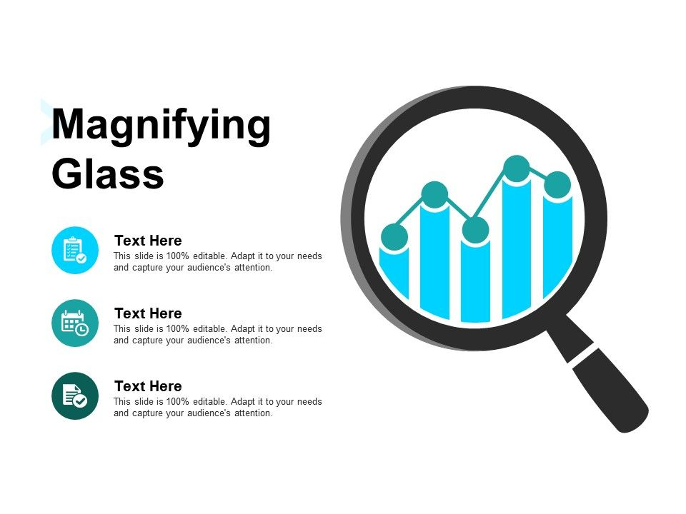 Magnifying Glass Big Data Ppt Powerpoint Presentation Show Professional