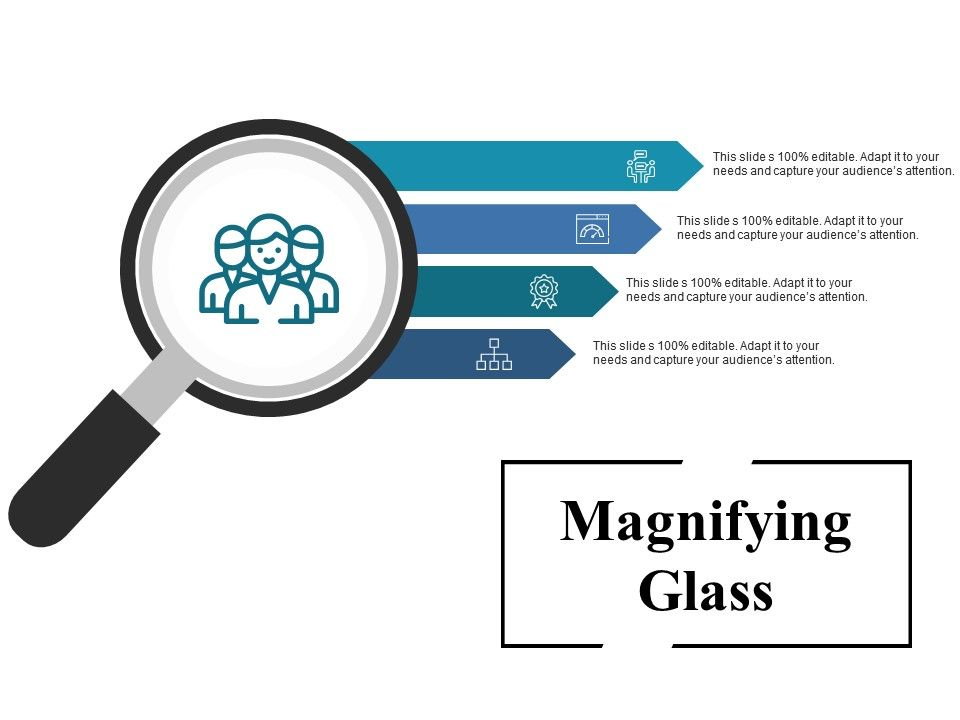 Magnifying Glass Ppt Inspiration Format Ideas Presentation Powerpoint Images Example Of Ppt Presentation Ppt Slide Layouts